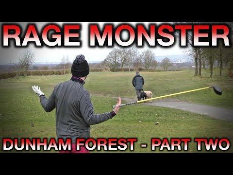RAGE MONSTER! Peter Finch vs Matt Fryer - Dunham Forest - Part Two