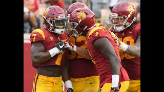 DRIVE THAT CARR / USC Trojans Running Backs Preview