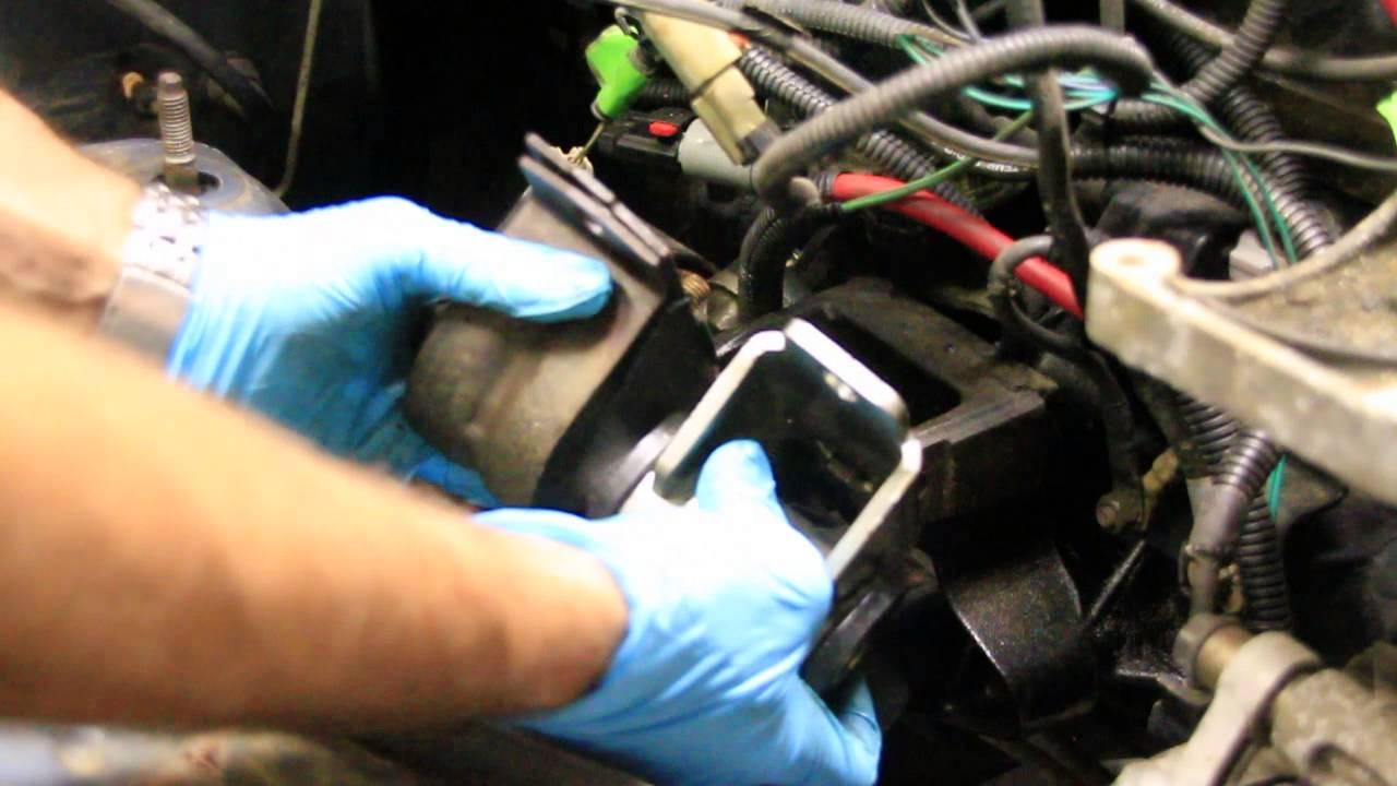 1993 jeep wrangler transmission mount [ 1280 x 720 Pixel ]