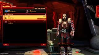 Star Trek Online - Full Klingon Honor Guard MK XII Ground Set