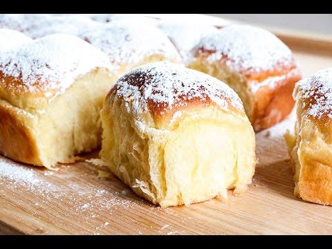 Buchty - Brioche - Bollos dulces