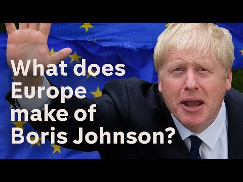 What does the world think of Boris Johnson?
