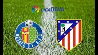 Хетафе Атлетико Мадрид Испания Примера 27 й тур