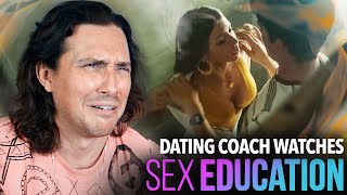 Dating Coach Reacts to Sex Education | Season 2 Episode 1