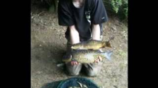 Fishing for the Moonlighters Trophy - Tontine Lake, June 2010