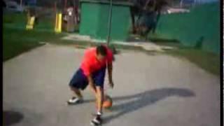 unseen streetball freestyle tricks street basketball tricks