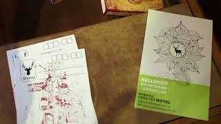 台灣 - 基隆 - 香草藝術旅店 (影片拍得超差,只供參考用)