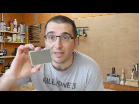 Fabriquer sa propre console portable : Matériel et vidéo de présentation