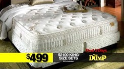 The Dump Furniture Outlet - Getting Rid of Our Mattress Store