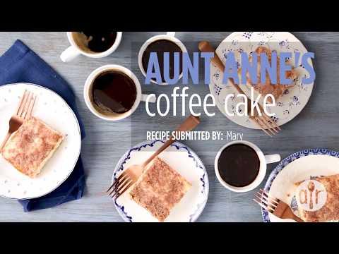 How to Make Aunt Anne's Coffee Cake   Cake Recipes   Allrecipes.com