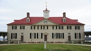 Mt Vernon Mansion of George & Martha Washington Produced by Spencer Smith & Erick F Dirck