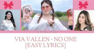 Top Hits -  Via Vallen No One Korean Koplo Lirik Lagu