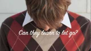 Letting Go Official book trailer