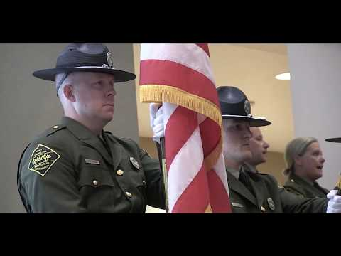 N.C. Wildlife Resources Commission Fallen Law Enforcement Officers' Ceremony