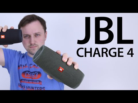 JBL Charge 4 - полный честный обзор