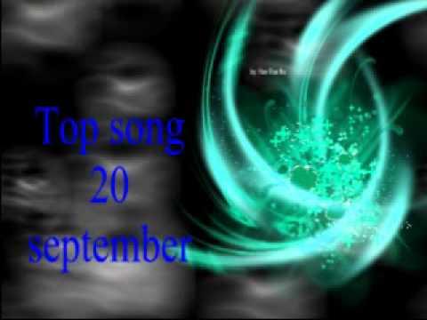 Hot Music Top 20 songs เพลงใหม่โหวตสูงสุด เดือน กันยายน 2014