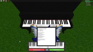 Roblox virtual piano | Pity party - Melanie martinez