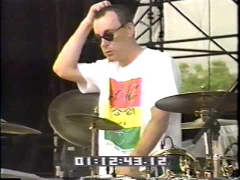 Neil Peart Irvine Meadows Drum Clinic June 1992
