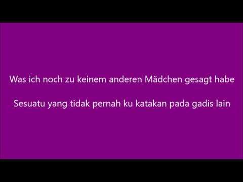 Du Lyrics - Peter Maffay (Terjemahan Lagu Jerman Du)
