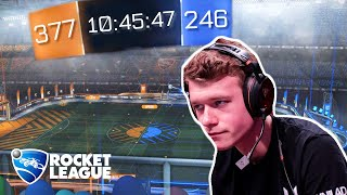 The Longest Game in Rocket League History
