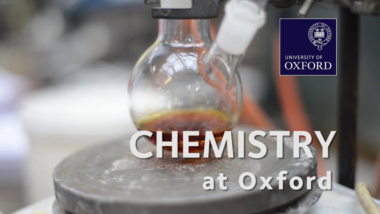 Chemistry | University of Oxford