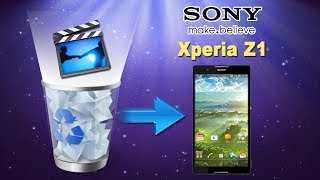 [Sony Xperia Z1 Recovery]: How to Recover Lost Videos from Sony Xperia Z1 In An Easy Way