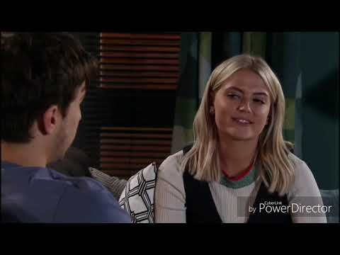 Coronation Street - Ryan Return Home and Spends Time With Bethany (5th November 2018)