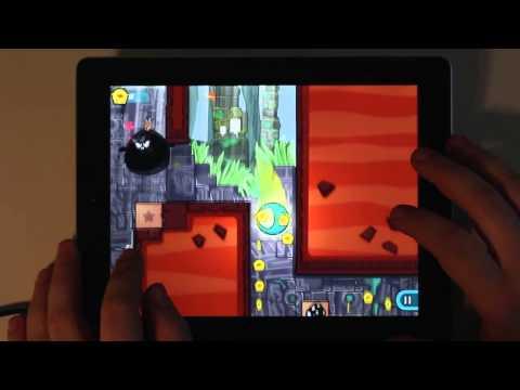 Splot — новая игра от создателя знаменитого Frozenbyte. Игра для iPhone, iPad и Android
