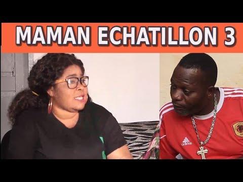 MAMAN ÉCHANTILLON Ep 3 Theatre Congolais Daddy,Gabrielle,Ebakata,Allain,Papa koba,Sylla