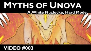 [Nuzlocke White] The Story of the Twin Kings