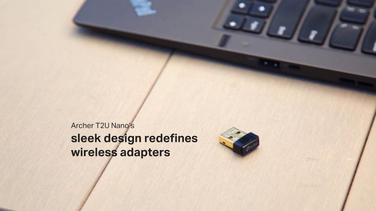 TP-Link AC600 Nano WiFi / Wireless USB Adapter