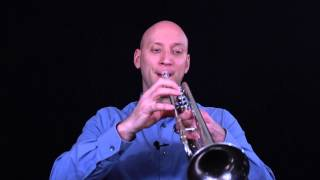 Proper Tongue Arch for Trumpet Playing