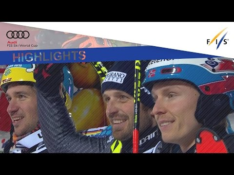 Highlights | Moelgg enjoys first win in almost eight years in Zagreb Slalom | FIS Alpine
