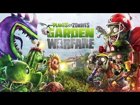 Plants Vs. Zombies Garden Warfare - Main Menu Theme Song