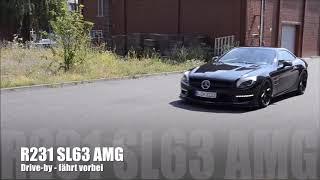 Układ Wydechowy Mercedes-Benz SL63 [231] - MEC Design | auto-Dynamics.pl