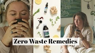 ZERO WASTE REMEDIES | Natural Medicine Alternatives