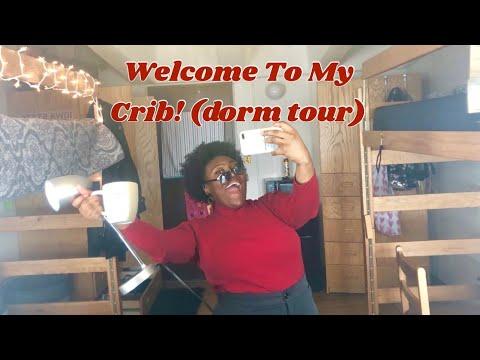 Iowa State University Wilson Hall Dorm Tour | Just Grace