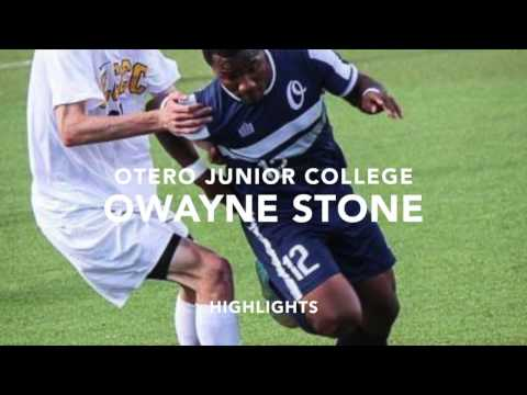 Owayne Stone Otero Junior College  Highlights