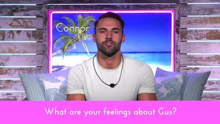We asked the islanders YOUR questions... Here are there answers. Love Island USA