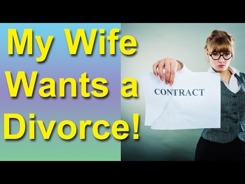 Video Diary My Wife Wants A Divorce!