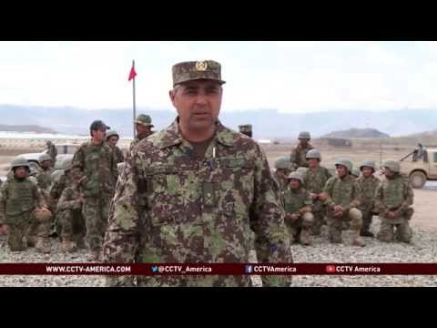 Insight: During Afghan Elections, National Army Keeps Taliban at Bay