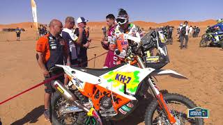 AFRIQUIA MERZOUGA RALLY - PROLOGUE - Race & Results