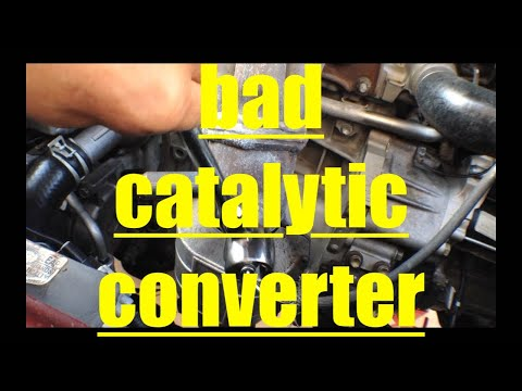 P0420 Diagnosis Replacement Catalytic Converter Toyota Camry√ Fix it Angel