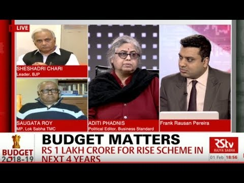 The Big Picture - Union Budget 2018-19