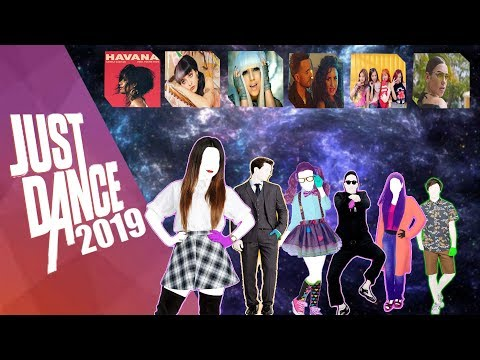 JUST DANCE 2019 - SONGLIST (Fanmade)