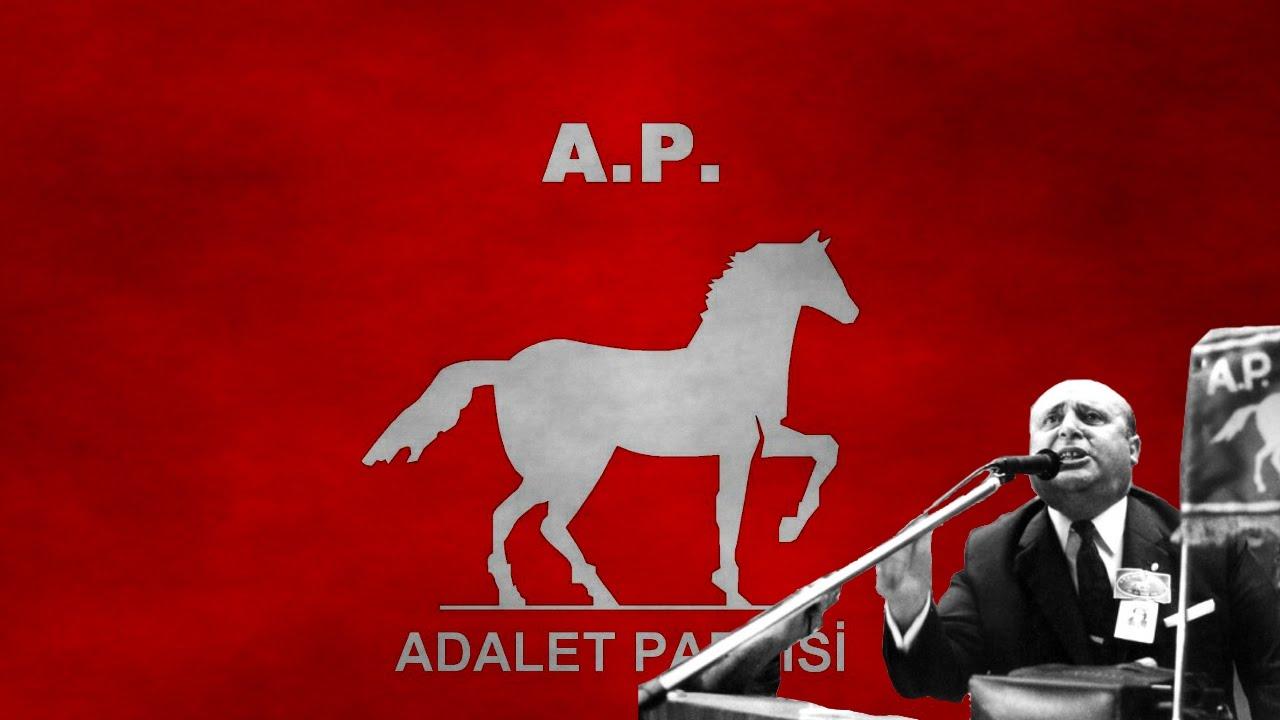 komuniste kanma zuhtu adalet partisi secim sarkisi 1977