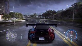 Need for Speed™ Heat Drift Zone City Snake