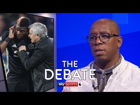 Who is more important to Man United, Pogba or Mourinho? | The Debate | Wright and Lescott
