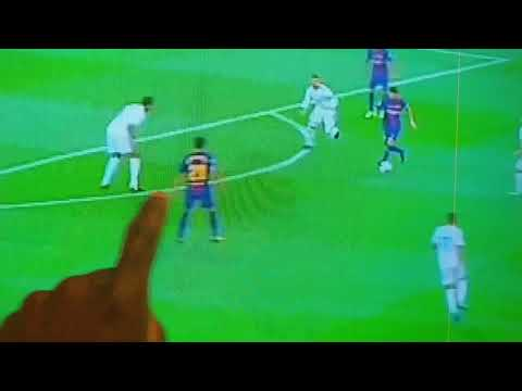 Andre Gomes sucks tactical analysis fc barcelona vs real madrid 2017