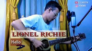 Download Hello Lionel Richie [Lyric] Cover by Q.S. Akustik